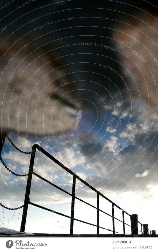 Fischmarkt, Digger, Fischmarkt! Umwelt Natur Wasser Wassertropfen Himmel Wolken Gewitterwolken Sommer Wetter Schönes Wetter schlechtes Wetter Küste entdecken