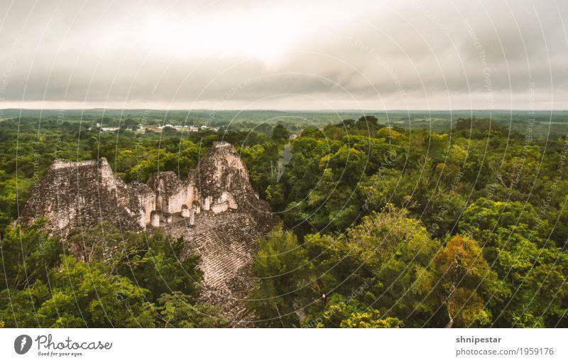 Yucatan, Mexico Ferien & Urlaub & Reisen Landschaft Meer Erholung Wolken ruhig Ferne Berge u. Gebirge außergewöhnlich Tourismus Freiheit Felsen Ausflug wandern