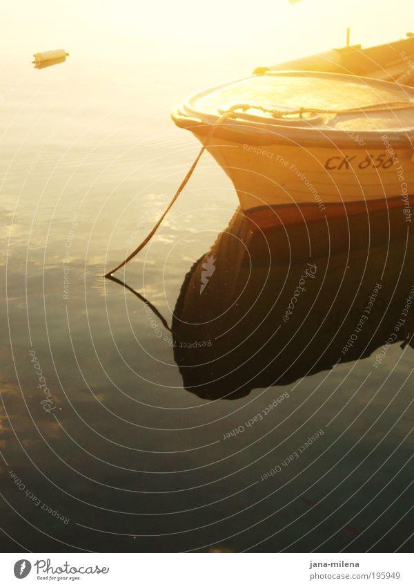"""""""überall wo sonne wächst ... """" Wasser Sonne Meer Sommer Freude Strand Ferien & Urlaub & Reisen ruhig Ferne Freiheit Glück Wärme Landschaft Wasserfahrzeug Wellen"""