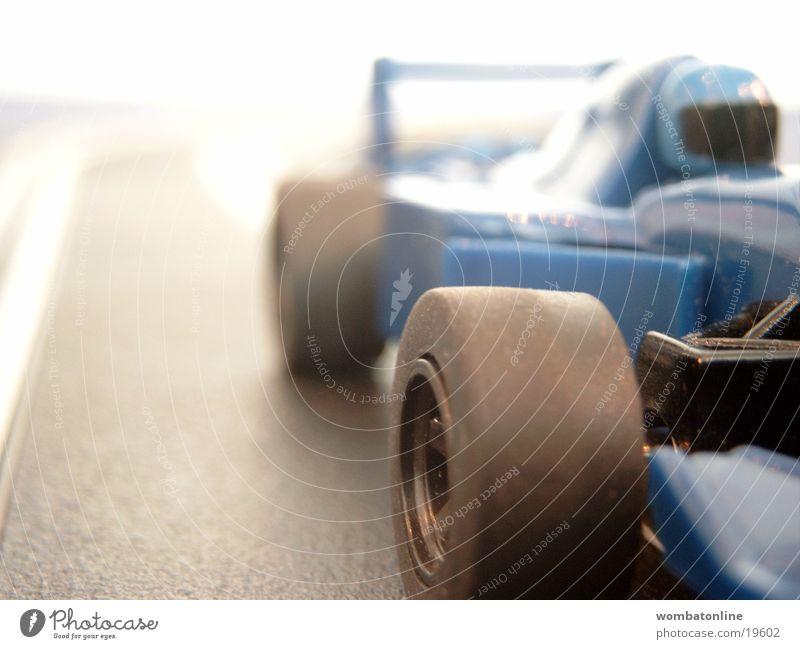 Flitzer 2 PKW Rennsport Motorsport Autorennen Rennwagen Formel 1 Carrerabahn