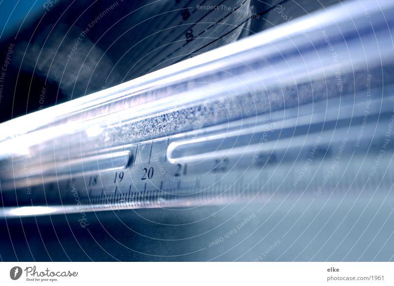 messen Ziffern & Zahlen Maßeinheit Lineal