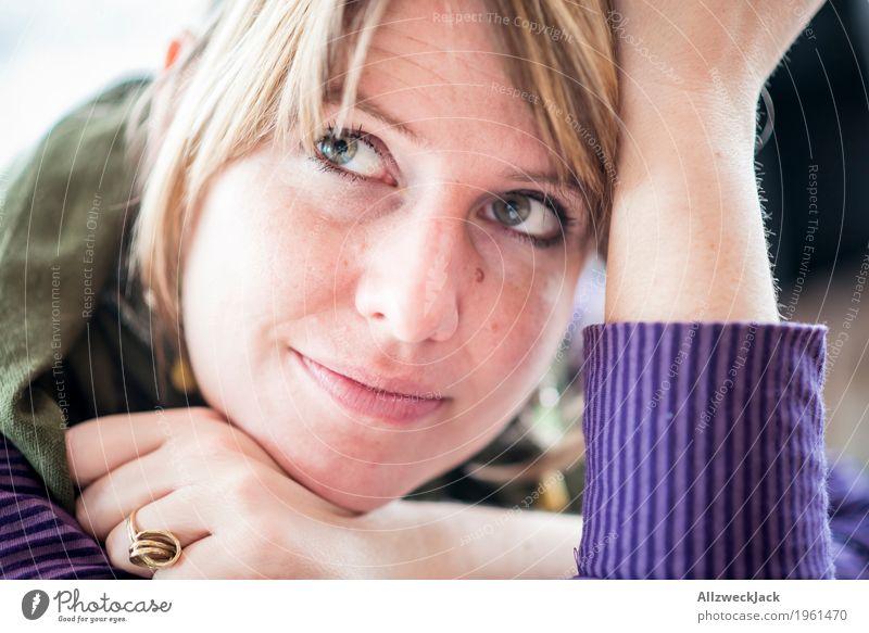Sunday chillin II Mensch feminin Junge Frau Jugendliche Erwachsene Leben 1 18-30 Jahre 30-45 Jahre Denken natürlich Optimismus Vertrauen Sympathie geduldig