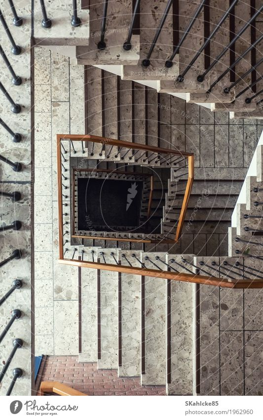 Treppenhaus altbau marmor ein lizenzfreies stock for Treppenhaus altbau