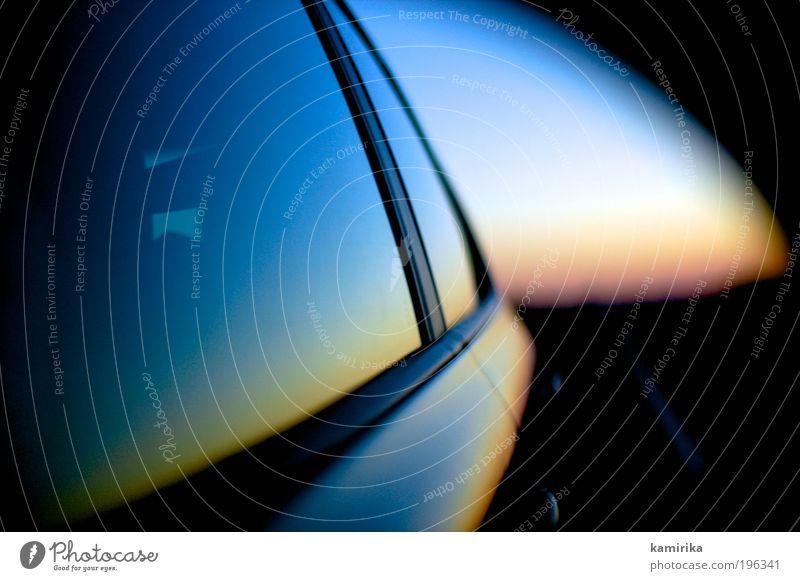 light and shape Ferien & Urlaub & Reisen PKW Stimmung Straßenverkehr Horizont Ausflug Sehnsucht Neugier Mobilität Autofahren Fahrzeug Erwartung Liebeskummer