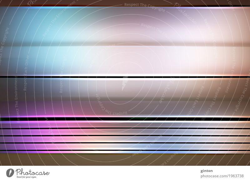 Modernes Muster Innenarchitektur Raum Entertainment Party Veranstaltung Architektur Dekoration & Verzierung Streifen elegant trendy modern mehrfarbig Symmetrie