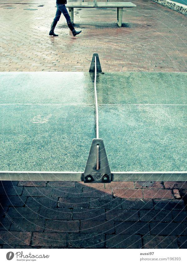 Rundlauf Schüler Platz Schulhof Sport Bildung Tischtennis wetterfest Tischtennisplatte