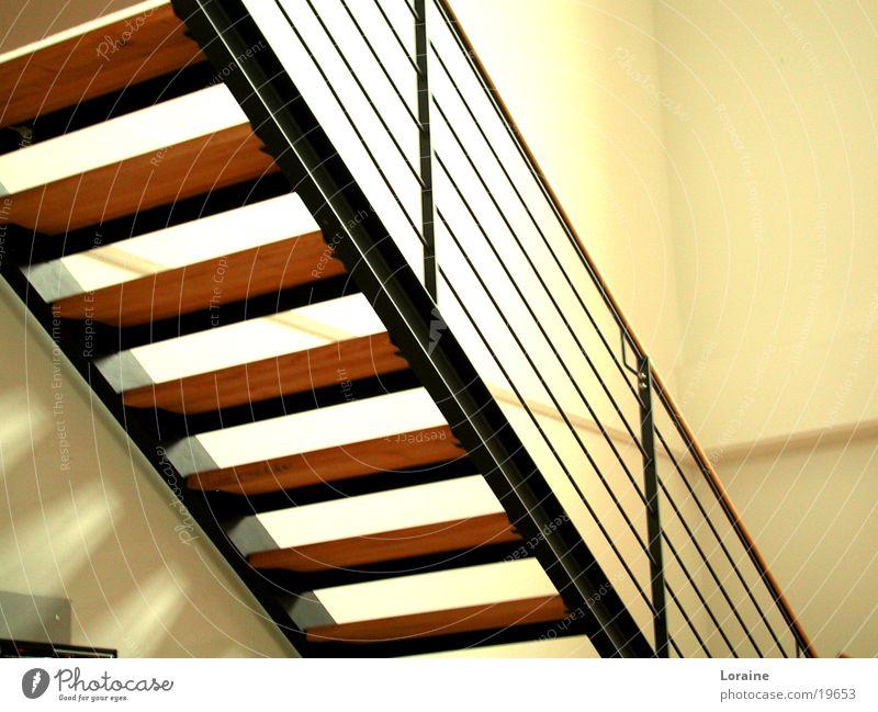 Treppe Häusliches Leben Geländer