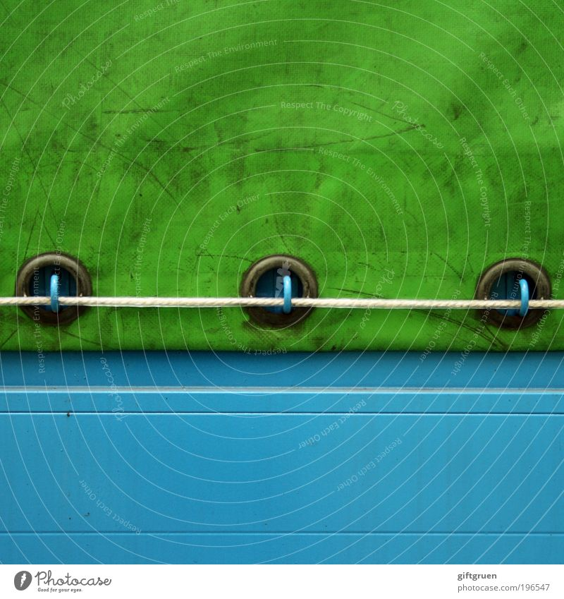 zwangskoalition grün blau Arbeit & Erwerbstätigkeit dreckig Industrie Güterverkehr & Logistik Lastwagen Verbindung Kunststoff Wirtschaft Fahrzeug Zusammenhalt