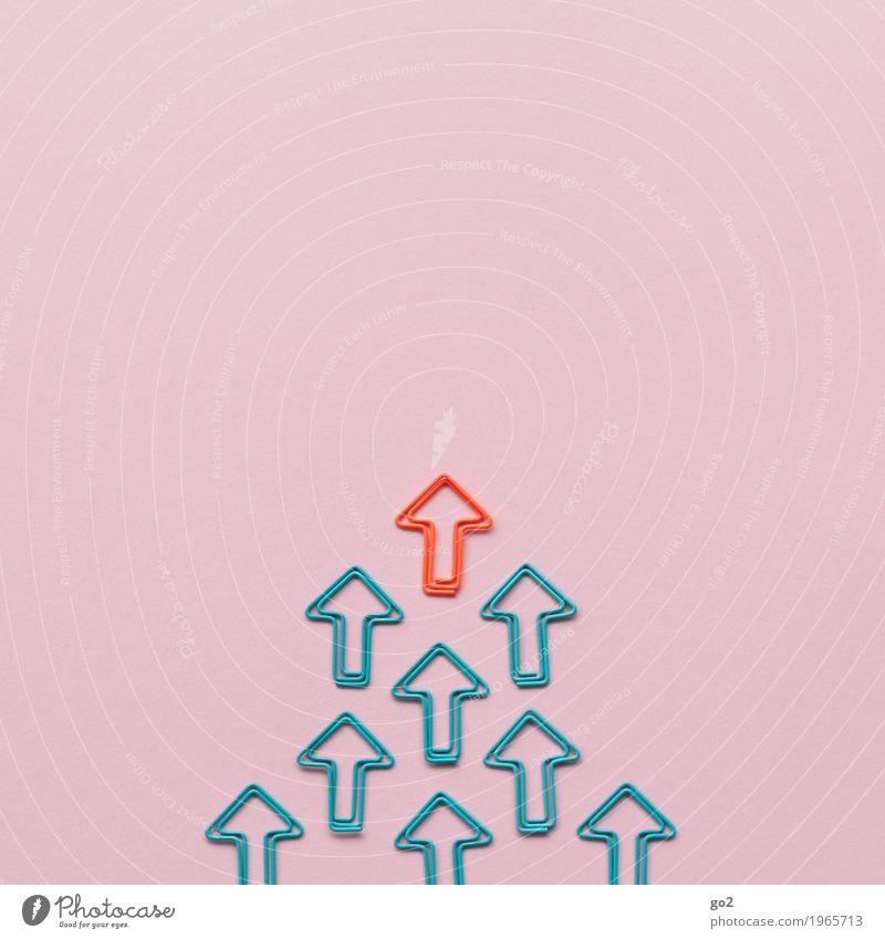Up sprechen Business Schule Arbeit & Erwerbstätigkeit Büro Wachstum Erfolg Perspektive Zukunft Studium Zeichen planen Güterverkehr & Logistik Ziel Team Zusammenhalt
