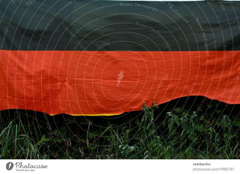 Schwarz-Rot-G Fahne Nationalitäten u. Ethnien Nationalflagge Wahrzeichen Deutschland Deutsche Flagge Stoff Streifen Patriotismus Nationalelf Grundbesitz Völker