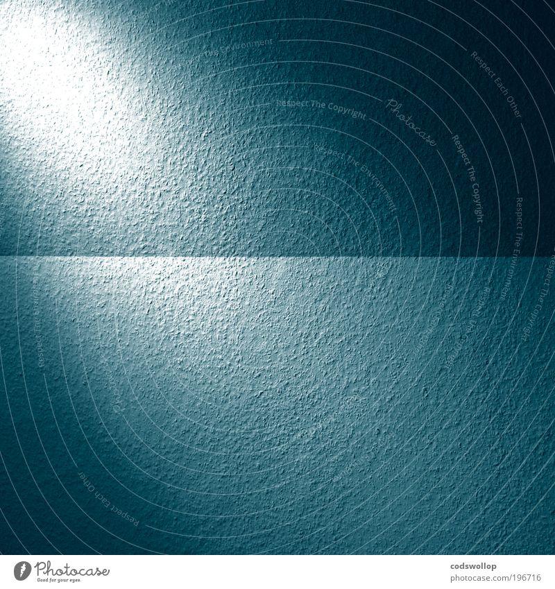 Le Grand Bleu blau weiß Linie hell Hintergrundbild Ordnung Raufasertapete Tapete