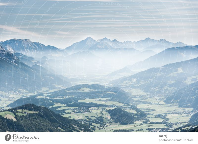 Da lohnt sich doch... Natur Ferien & Urlaub & Reisen Sommer Erholung Einsamkeit ruhig Ferne Berge u. Gebirge kalt Traurigkeit natürlich Freiheit Tourismus