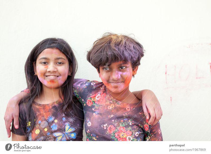 Mensch Kind schön Freude Gesicht Lifestyle Glück Kindheit Fröhlichkeit Freundlichkeit 8-13 Jahre