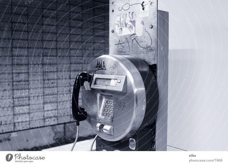 anrufen Telefon Kabel Telekommunikation Publikum Automat Duplex