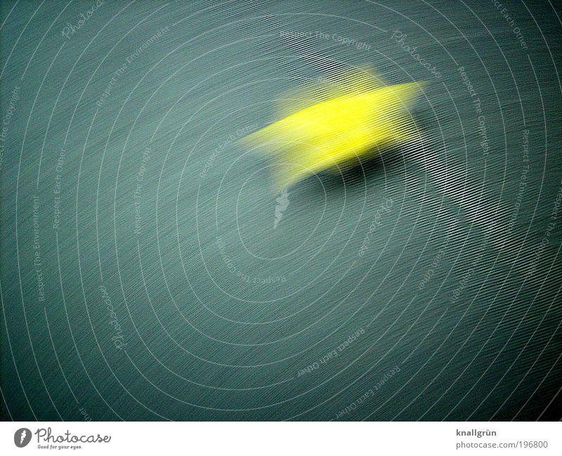 Drehmoment gelb Bewegung grau Stern Geschwindigkeit Wunsch leuchten Sternschnuppe Himmelskörper & Weltall Textfreiraum links