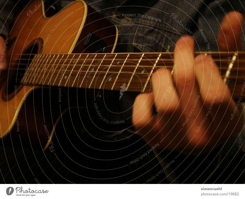 accoustic Musik Freizeit & Hobby Gitarre Musikinstrument akustisch