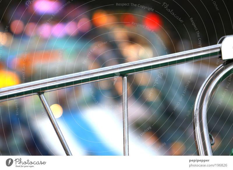Riesenrad Metall Jahrmarkt Luftaufnahme Vogelperspektive Perspektive
