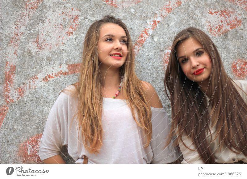 Freundschaft Lifestyle Freude schön Haare & Frisuren Kosmetik Schminke Gesundheit Wellness Leben harmonisch Wohlgefühl Zufriedenheit Sinnesorgane