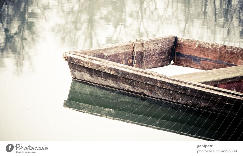 Oliver Freizeit & Hobby Angeln Umwelt Natur Teich See Holz Wasser alt Konkurrenz skurril Verfall Vergangenheit Vergänglichkeit verlieren Wandel & Veränderung
