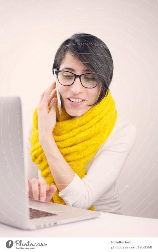 #A# how can I help you? Frau Arbeit & Erwerbstätigkeit ästhetisch Freundlichkeit Instant-Messaging Telefon Beruf Internet Medien Filmindustrie Stress