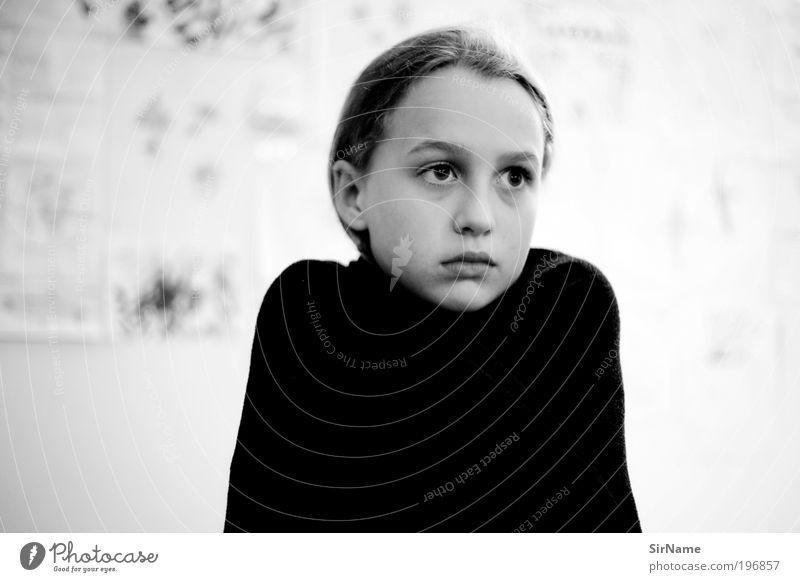 122 [deep thinker] Mensch Kind Jugendliche schön Leben Traurigkeit Denken träumen Kindheit warten frei natürlich authentisch außergewöhnlich einzigartig