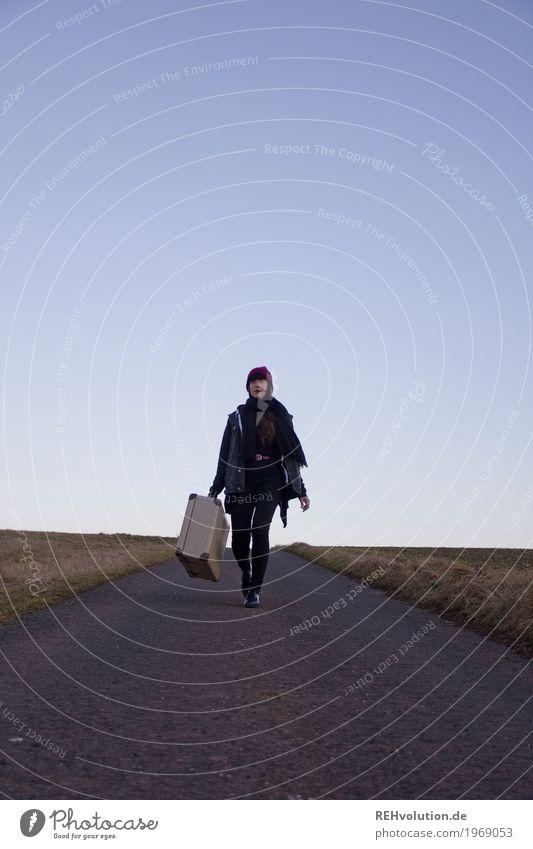 Carina | auf Reisen Freizeit & Hobby Ferien & Urlaub & Reisen Tourismus Ausflug Abenteuer Freiheit Mensch feminin Junge Frau Jugendliche Erwachsene 1