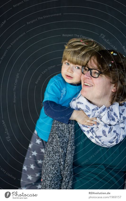 Zeit zu zweit Mensch Kind Frau Gesicht Erwachsene Liebe feminin Junge Familie & Verwandtschaft Glück Zusammensein Zufriedenheit maskulin Kindheit Lächeln Lebensfreude
