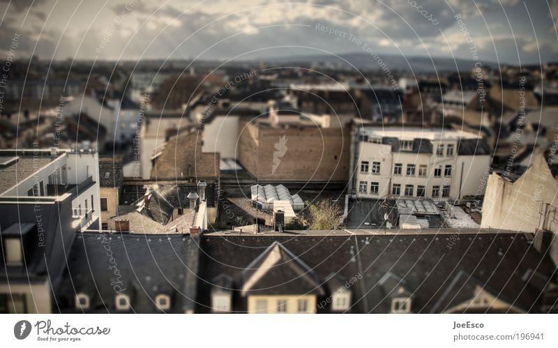 über den dächern... Himmel Stadt schön Sommer Ferien & Urlaub & Reisen Haus Ferne Freiheit Gefühle Landschaft Architektur Gebäude Horizont Ausflug Fassade