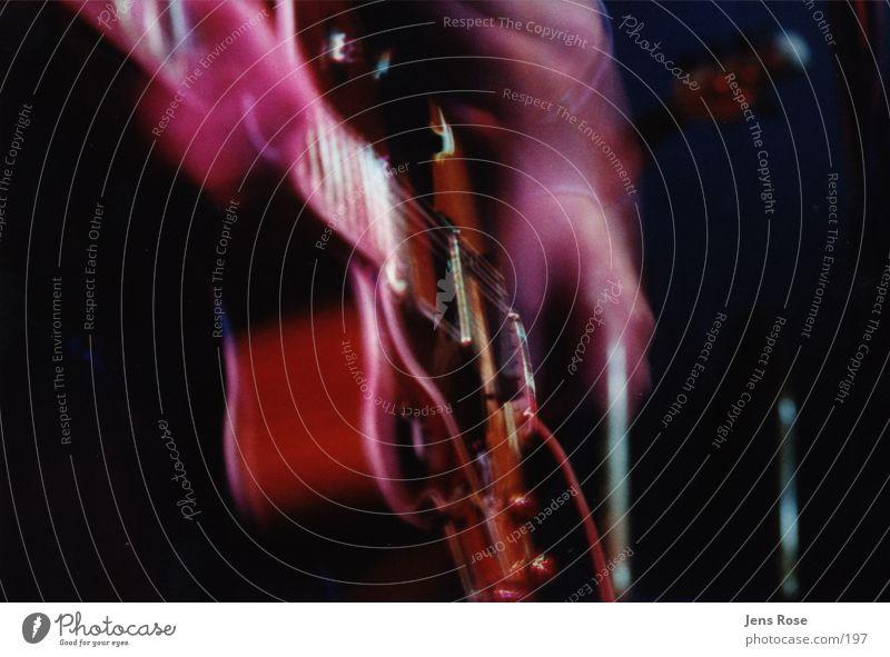 guitar Konzert Licht Fototechnik Musik night Gitarre
