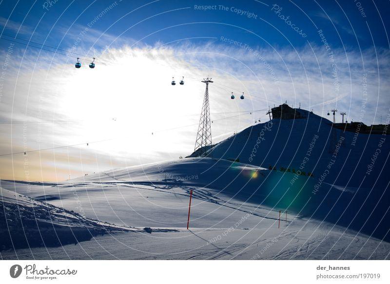 perlenkette schön Winter kalt Schnee Umwelt Alpen Sehnsucht Schweiz Davos