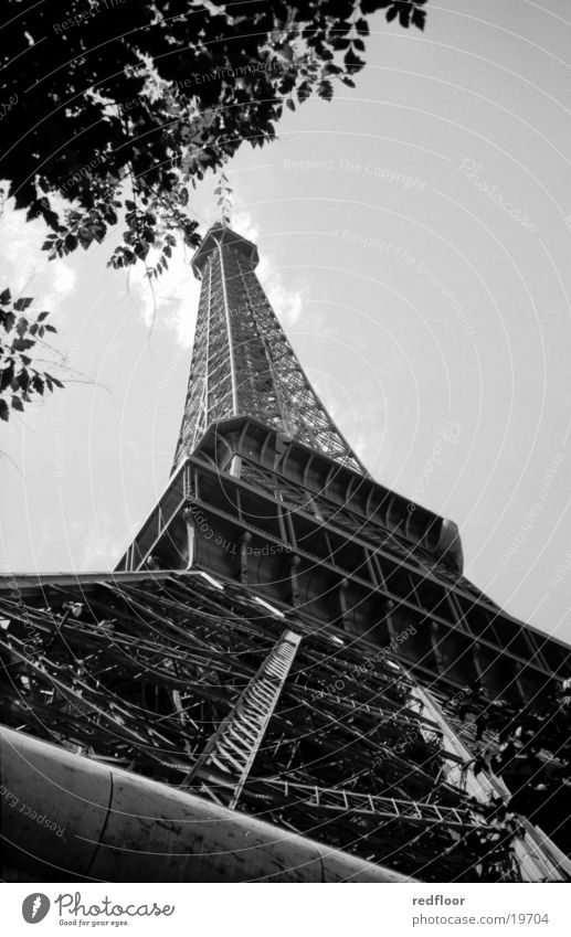 eiffelturm paris Gebäude Architektur Paris Tour d'Eiffel