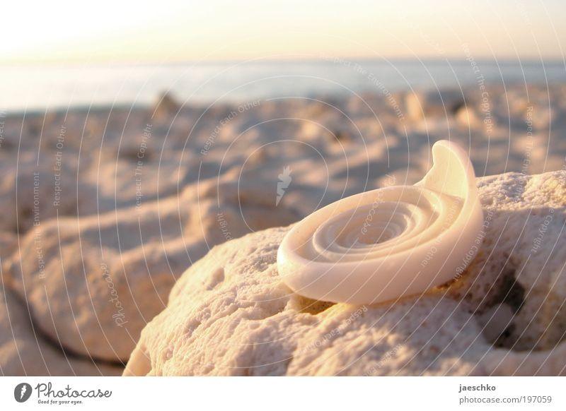 d Natur Meer Sommer Strand Ferien & Urlaub & Reisen ruhig Ferne Erholung Glück Wärme Landschaft Zufriedenheit ästhetisch Tourismus Romantik rein