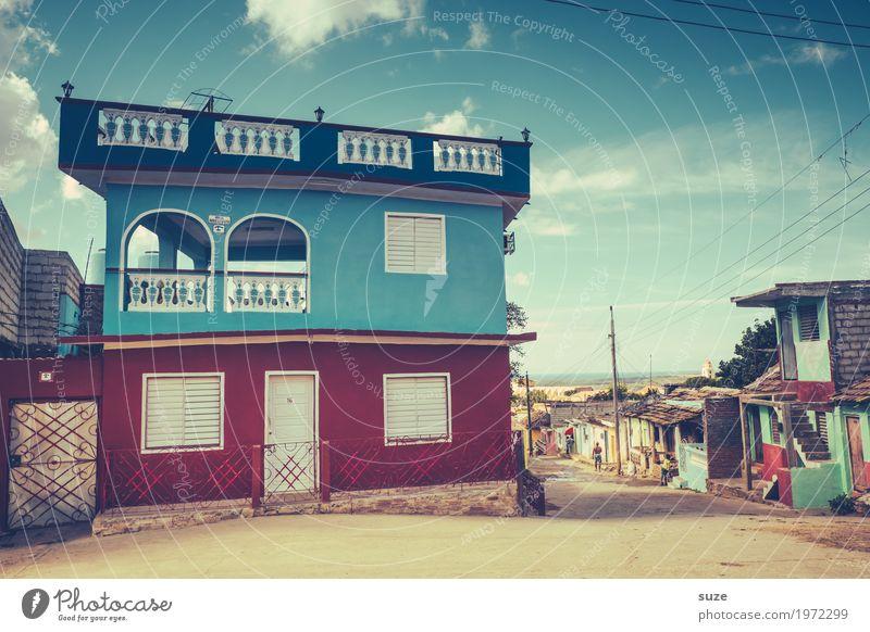5-Sterne-Casa Ferien & Urlaub & Reisen Haus Fenster Straße Architektur Wärme Wege & Pfade Zeit Häusliches Leben Tür Kultur Armut einzigartig Fußweg
