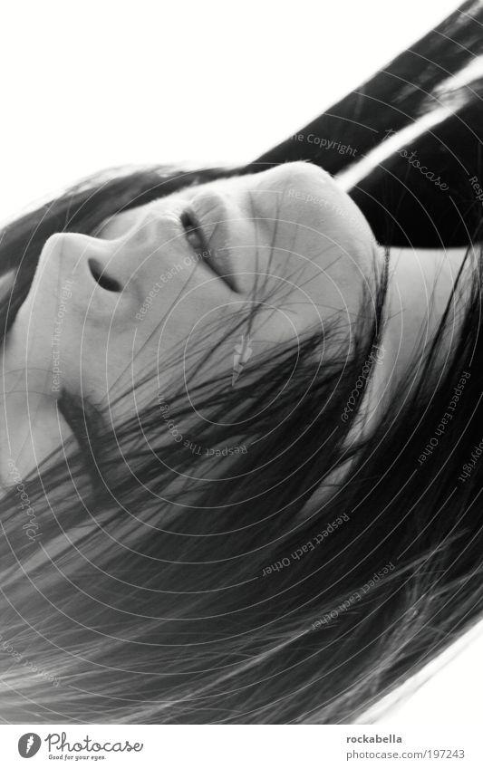 molekular. Jugendliche Ferne Erholung feminin Freiheit Wärme träumen fliegen ästhetisch Zukunft Ziel fallen Warmherzigkeit Unendlichkeit Gelassenheit positiv