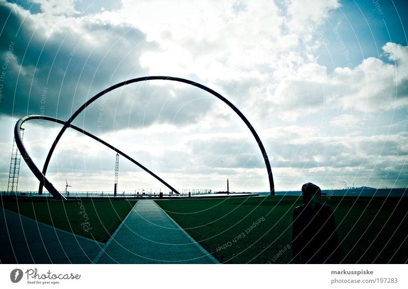 himmelsäquator Natur Ferien & Urlaub & Reisen Sommer Umwelt Landschaft Freiheit Architektur Park Kunst Freizeit & Hobby Ausflug Tourismus ästhetisch Hügel