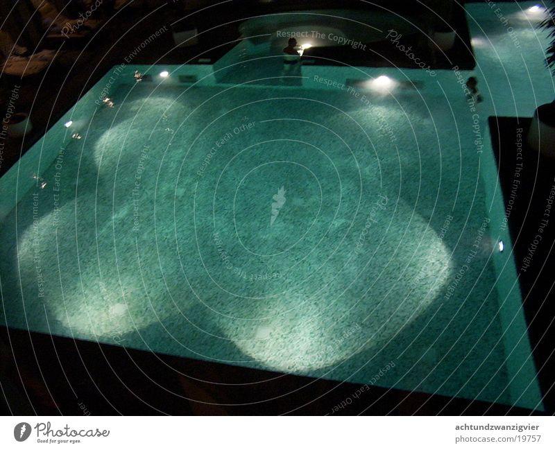 Chillout Wasser grün Erholung Architektur