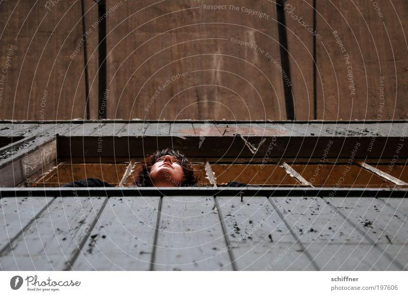 [LUsertreffen 04|10] Weitblick Mensch Frau Einsamkeit ruhig Gesicht Erwachsene Ferne Fenster Traurigkeit Denken träumen Stimmung Zufriedenheit ästhetisch