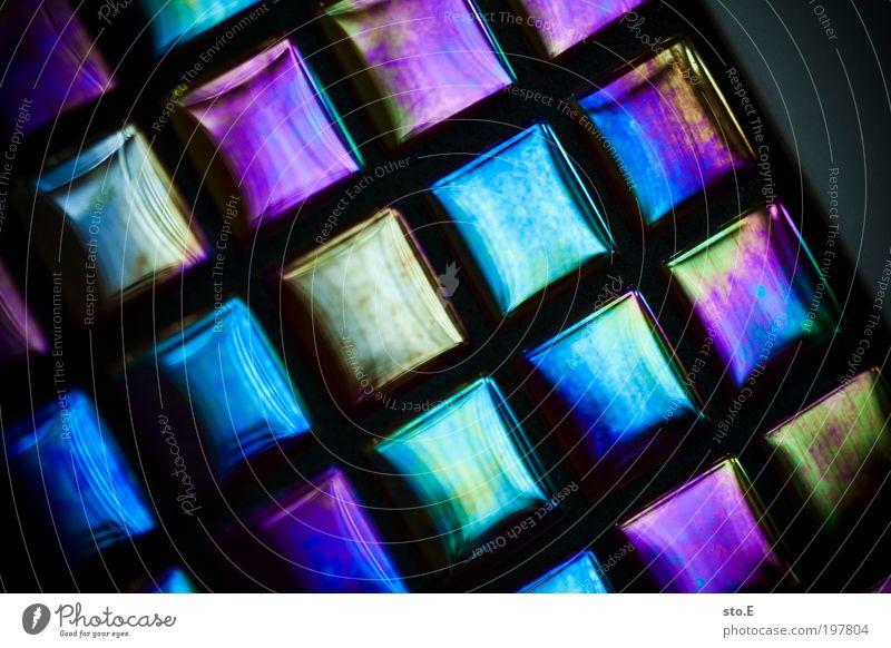 wer im glashaus... Kunst Feste & Feiern Linie Metall glänzend Dekoration & Verzierung modern Glas Gold Zeichen Show Glaube Kitsch Veranstaltung Spiegel Stahl