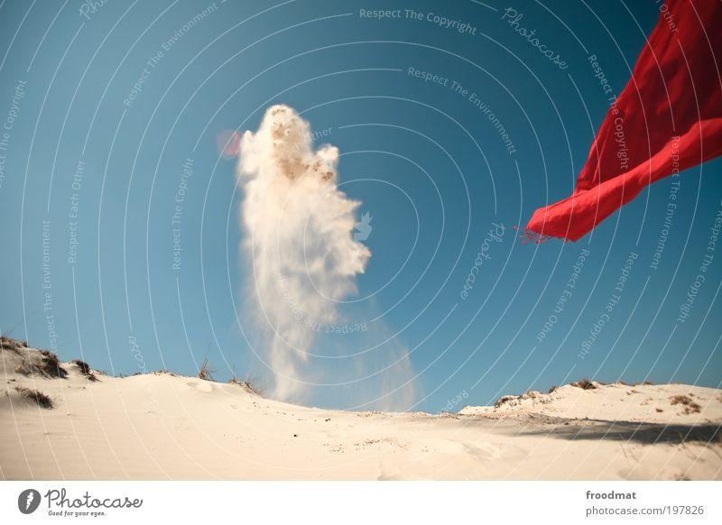 vulkanausbruch Natur Sonne Sommer Strand Umwelt Sand Küste träumen Erde Wind Nebel bedrohlich Schönes Wetter Seeufer Krieg skurril