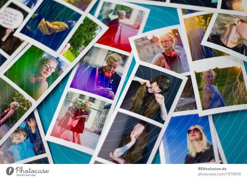 Fotos von Fotos Stil Freizeit & Hobby Mensch feminin Jugendliche Kopf Gesicht 3 Jugendkultur liegen ästhetisch authentisch außergewöhnlich Coolness trendy schön