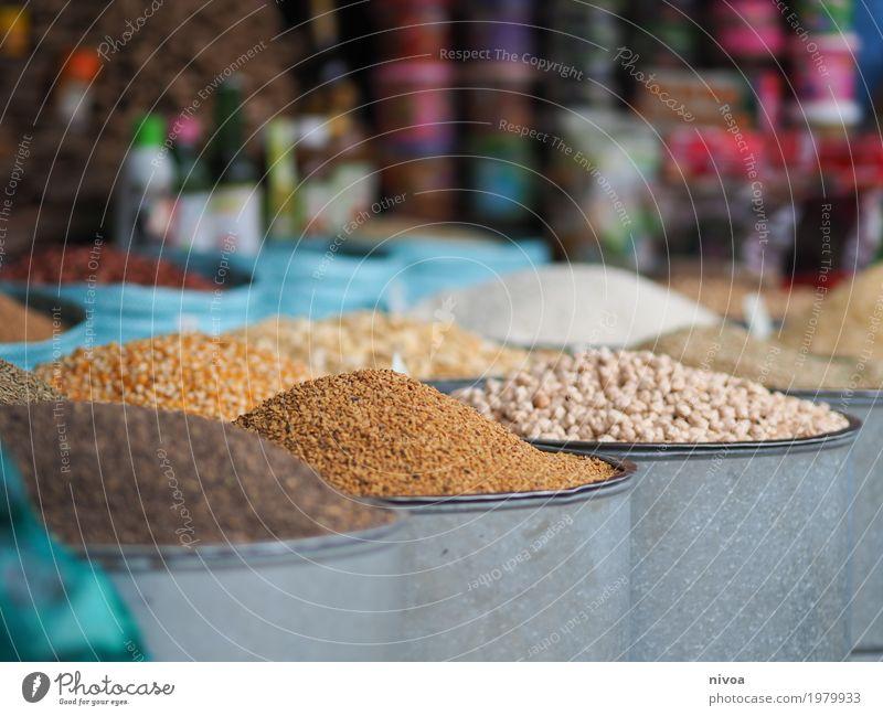 Getreide Lebensmittel Gemüse Teigwaren Backwaren Kräuter & Gewürze Linsen Mais Saucen sparen Ferien & Urlaub & Reisen Abenteuer Ferne Pflanze Feld Marokko