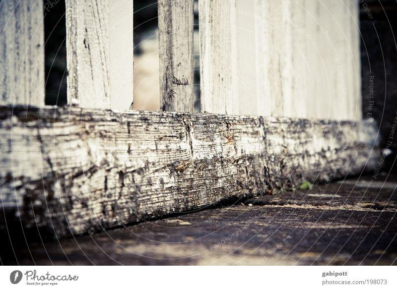 Maler gesucht alt Wand Holz Mauer Gebäude Architektur gehen Wetter retro trist kaputt Schutz Spuren Vergänglichkeit Verfall Vergangenheit