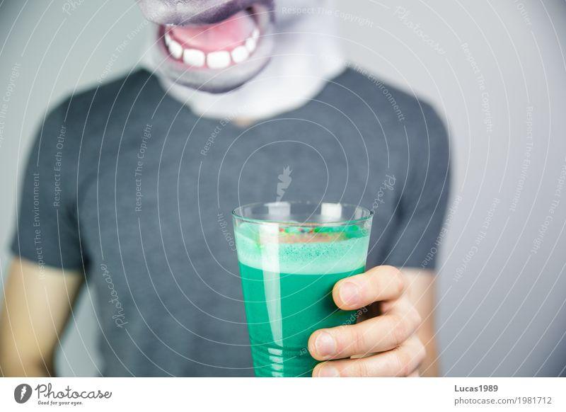 """""""Einen Einhorn Latte, bitte"""" Bioprodukte Slowfood Gesundheit Getränk trinken Heißgetränk Kaffee Latte Macchiato Unicorn Latte Vegane Ernährung"""