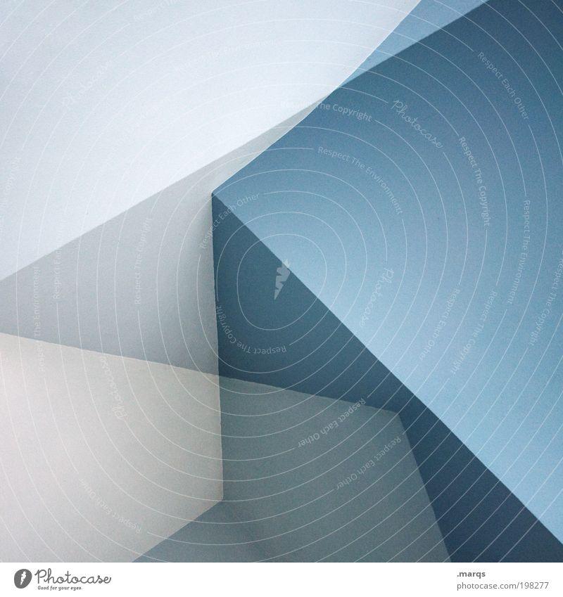 Solid Architektur Innenarchitektur Stil Hintergrundbild außergewöhnlich Lifestyle Linie Design abstrakt elegant Ordnung modern Textfreiraum ästhetisch