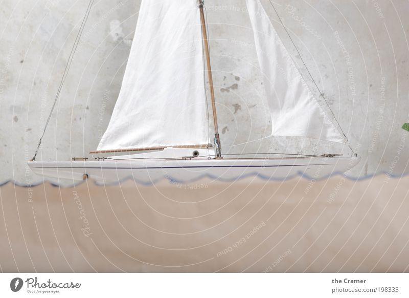 Tagtraum Sonne Sommer Ferien & Urlaub & Reisen Meer ruhig Ferne Erholung Freiheit Glück träumen Wellen Zufriedenheit Wind Dekoration & Verzierung entdecken Segeln
