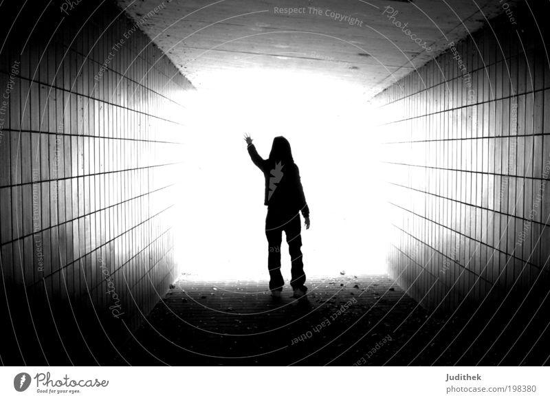 UnAnfassbar Mensch Himmel Tod Gefühle Religion & Glaube hell außergewöhnlich Hoffnung Sicherheit Engel leuchten Unendlichkeit Schutz berühren Vertrauen