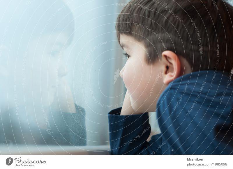 that´s me Kind Kleinkind Junge Kindheit Leben 1 Mensch 3-8 Jahre Blick träumen Freundlichkeit Neugier niedlich positiv Zufriedenheit Gelassenheit ruhig