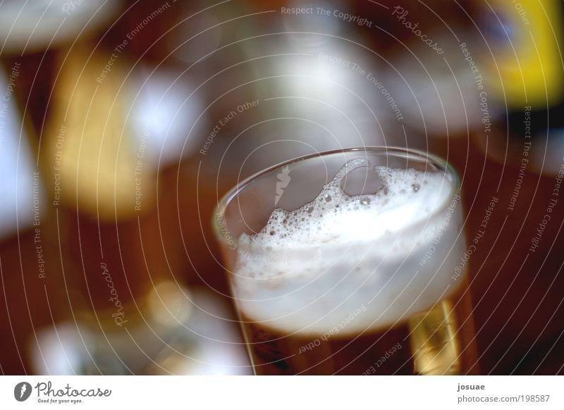 Wasser, Malz und Hopfen Getränk Bier Glas Alkohol ruhig Ausflug Sommer Nachtleben Restaurant Bar Cocktailbar Strandbar ausgehen Feste & Feiern Tanzen trinken