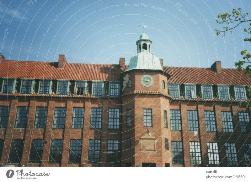 Old Scool Schule Gebäude Architektur Schulgebäude historisch Dänemark