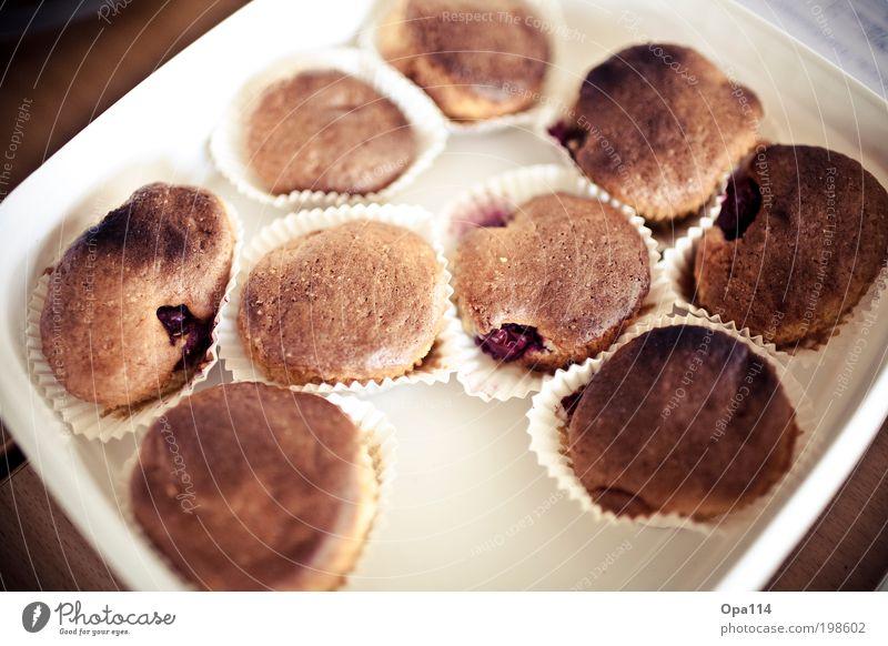 Cookie Monster weiß Ernährung braun Lebensmittel Frucht weich einfach fantastisch Kuchen lecker Duft Süßwaren genießen Festessen Backwaren saftig